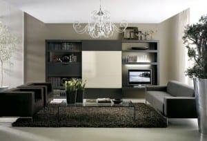 Designideen für minimalistische Wohnräume