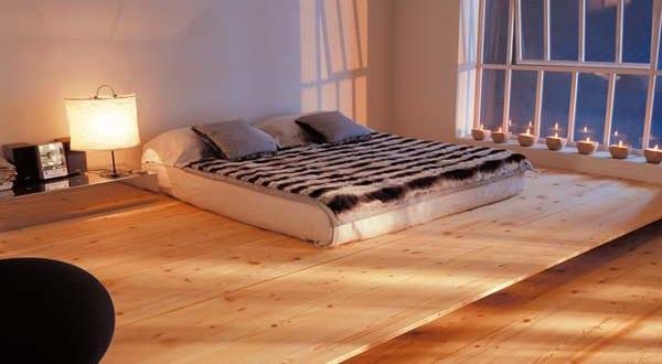 Elegant Schlafzimmerboden Ideen