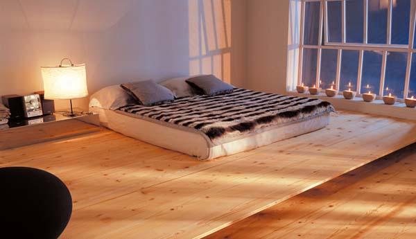 Schlafzimmerboden Ideen - fresHouse