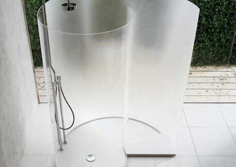 Schnecke-Dusche