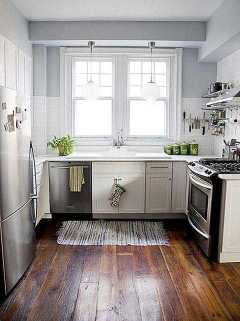 zeitnah kleine k che freshouse. Black Bedroom Furniture Sets. Home Design Ideas