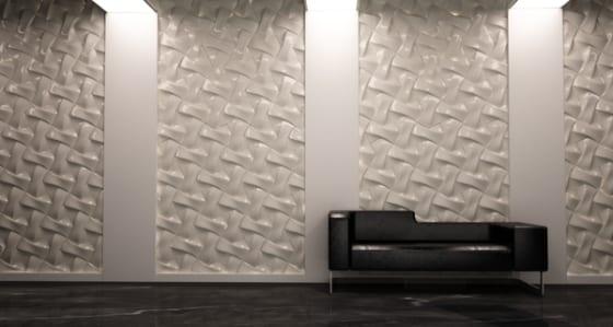 44 Ideen Für Erstaunliche 3D Wandverkleidung