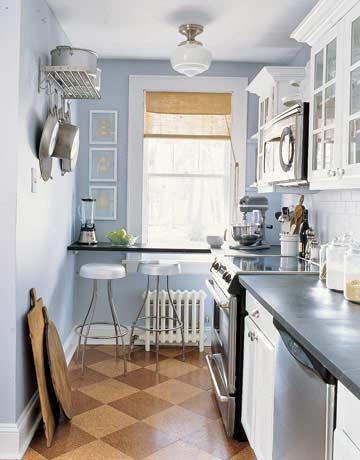 Fantastisch Kleine Küche Mit Theke 1