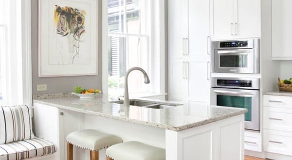 kleine Küche mit Theke 3 - fresHouse