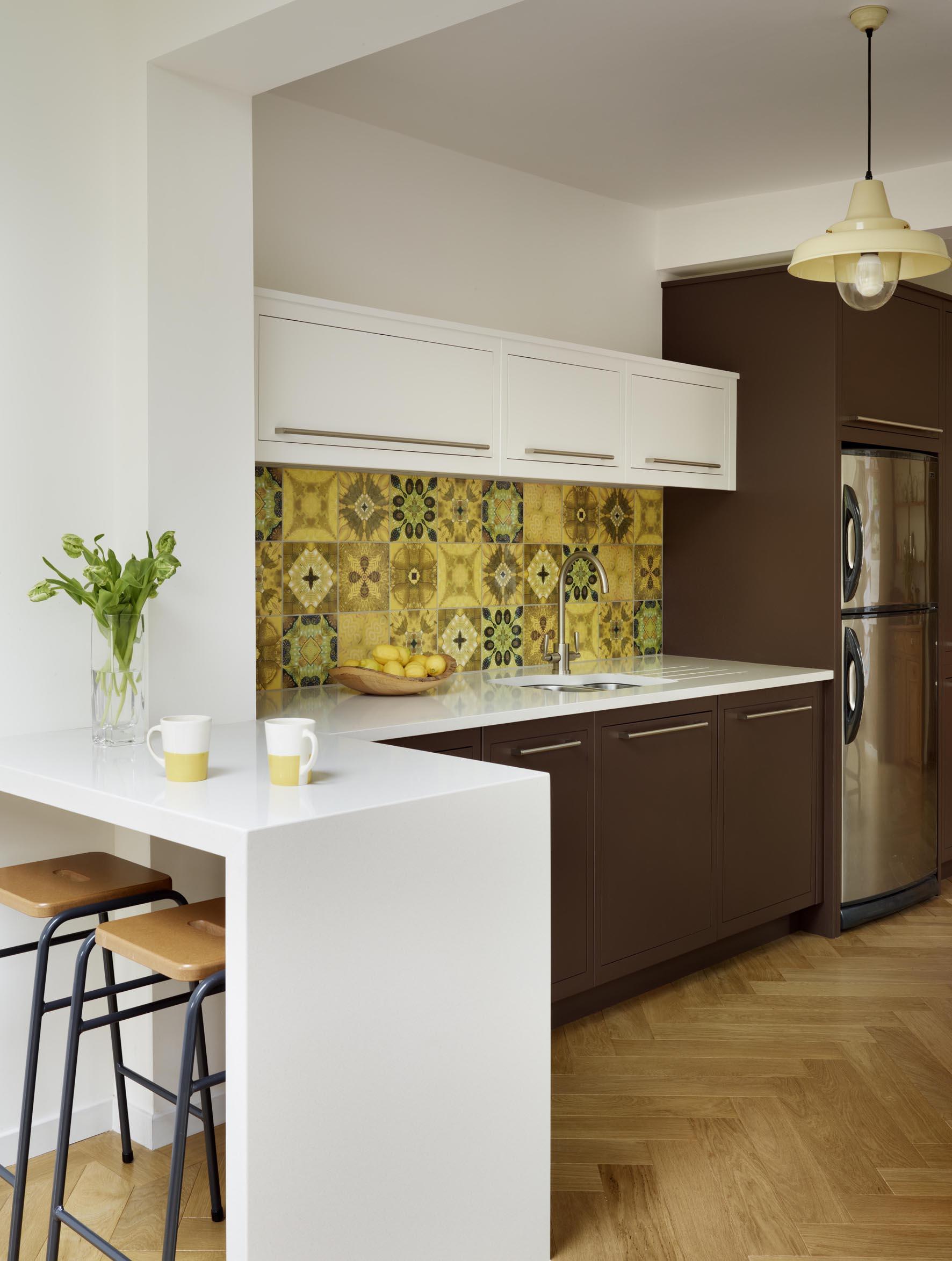 kleine Küche mit Theke 4 - fresHouse