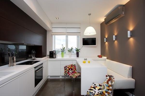 kleine Küche mit Theke 5 - fresHouse
