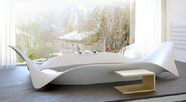 Moderne Badewannen moderne badewanne freshouse