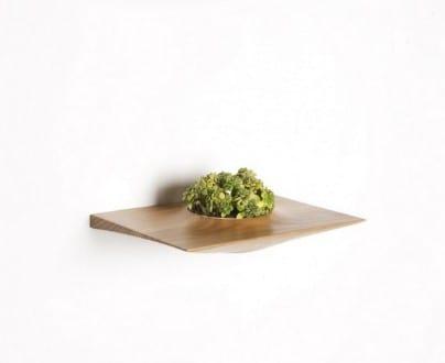 moderne Holzbehälter für Pflanzen