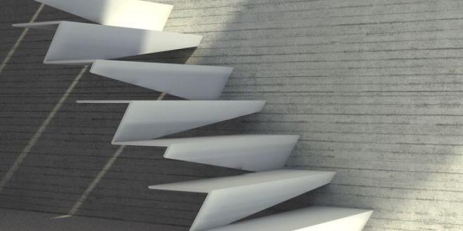 Designertreppe-die kreative Treppe