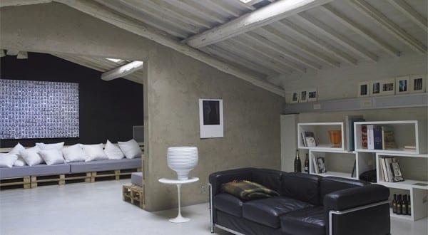 moderner Loft Design