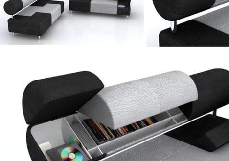 multifunktionales Sofa