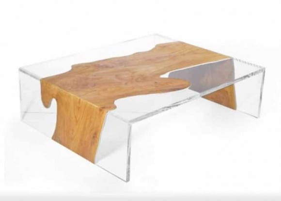 Bevorzugt unique-table-with-wooden-and-acryl-material-580x414 - fresHouse VK52