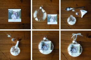 DIY weihnachts-baumdeko