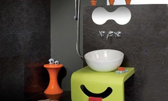 Kindermöbel fürs Badezimmer