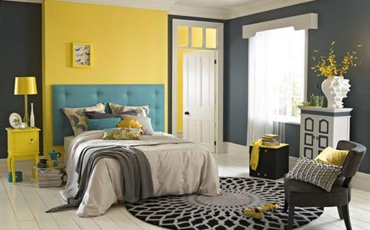Schlafzimmer Einrichtungsideen Schoner Wohnen Farbe Freshouse