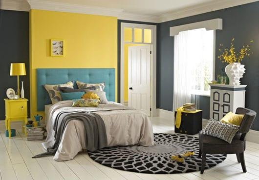Schlafzimmer einrichtungsideen-schöner wohnen farbe - fresHouse