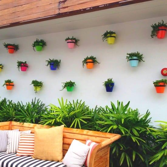 balkon ideen frische wanddekoration freshouse. Black Bedroom Furniture Sets. Home Design Ideas