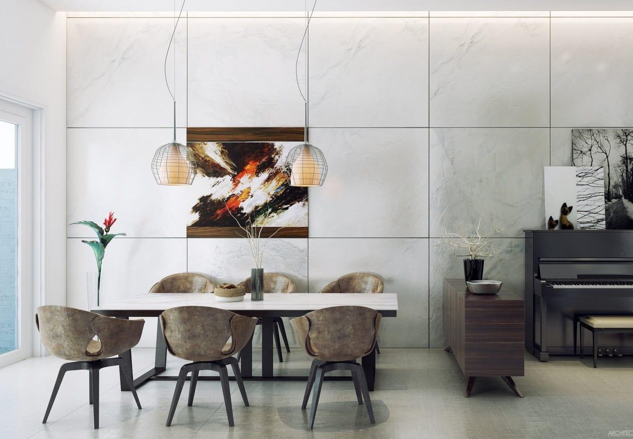 Esszimmer st hle moderne esszimmer gestaltung freshouse - Moderne stuhle esszimmer ...