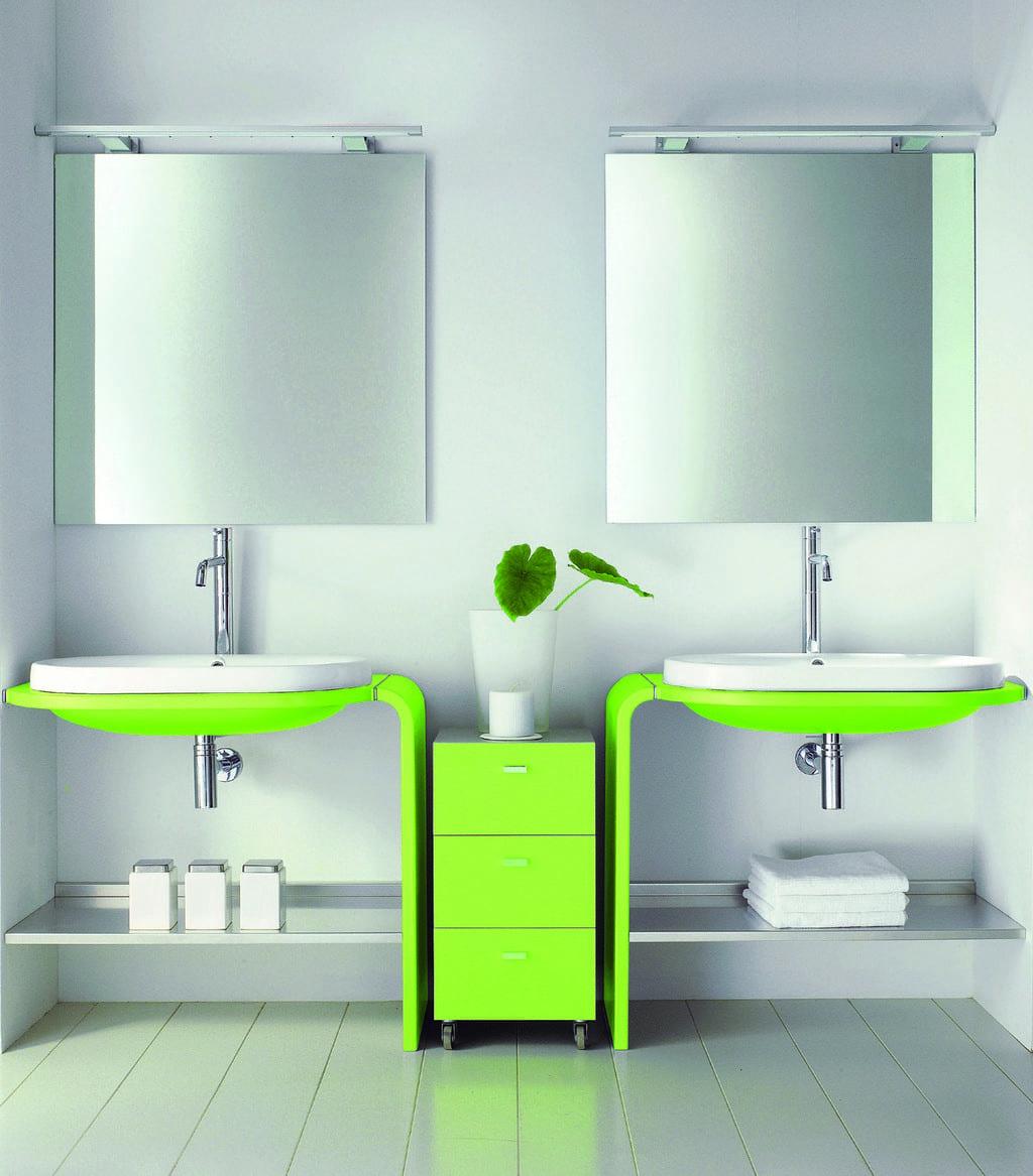 farbrausch schöner wohnen- badezimmer gestaltungsidee ...