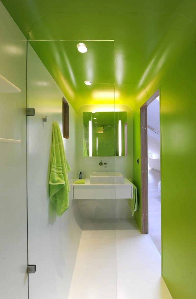 farbrausch sch ner wohnen kleines badezimmer einrichtung. Black Bedroom Furniture Sets. Home Design Ideas