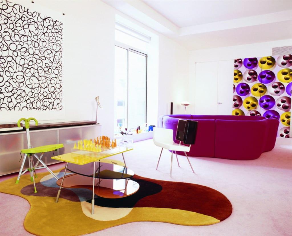farbrausch schöner wohnen - kreative wohnzimmer gestaltung ...