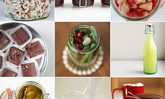 Geschenke aus der Küche – leckere und kreative Überraschungsideen