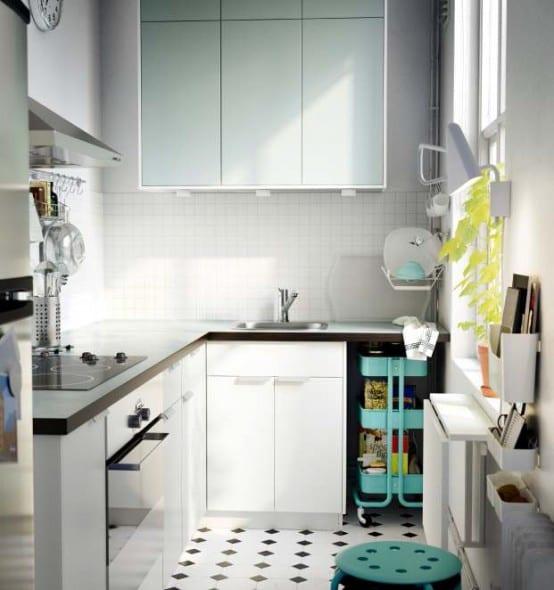 Ikea Küche Kleine Küche Planen