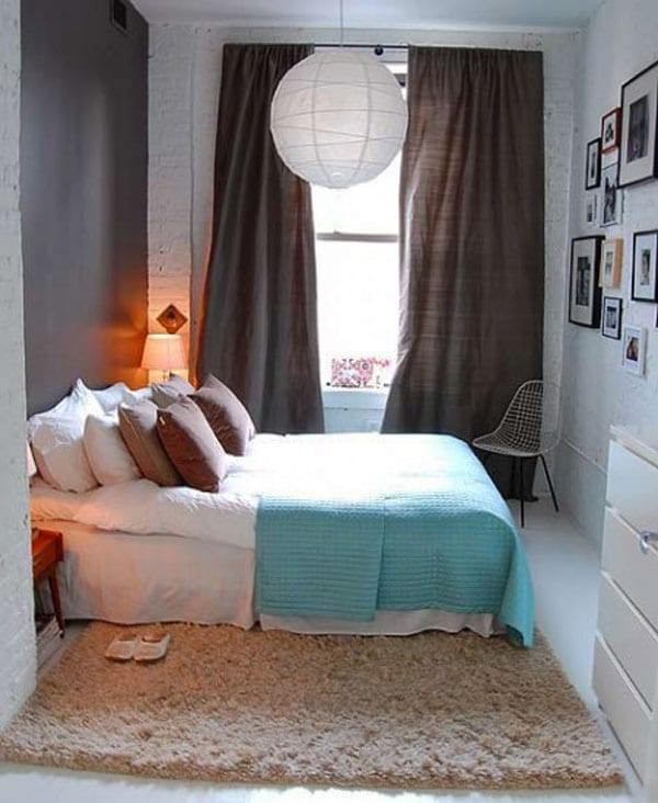 interessante idee fürs kleine schlafzimmer einrichtung - fresHouse