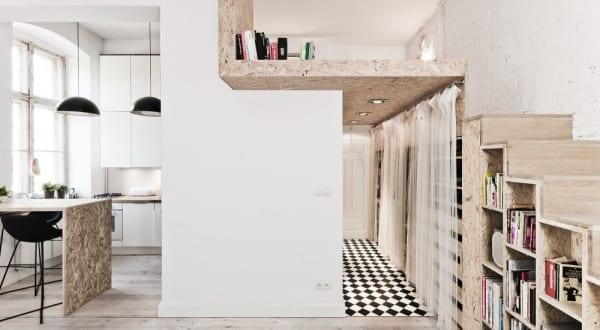 interessante kleine wohnung-einrichtung - fresHouse