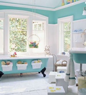 Kinder Badezimmer Gestalten