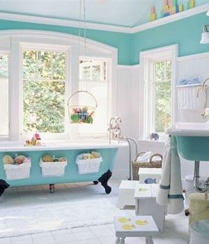 Badezimmerwände Gestalten kinder badezimmer gestalten freshouse