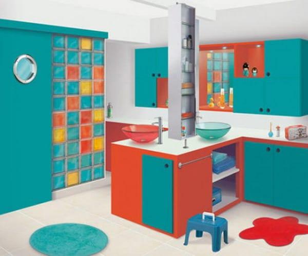 kinder badezimmer modern - fresHouse