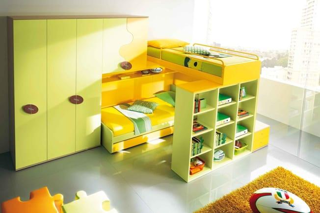 Kinderzimmer Grun Einrichten Kleines Kinderzimmer Freshouse