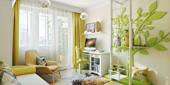 kinderzimmer grün-schöner wohnen - fresHouse
