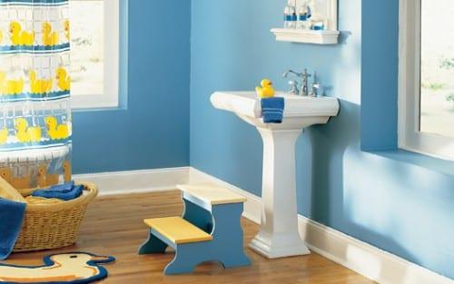 klein kinder-badezimmer ideen - fresHouse