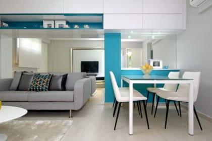 gemutliche einrichtungsideen kleine wohnzimmer, kleines wohnzimmer einrichten - gestaltungsidee für kleine räume, Ideen entwickeln