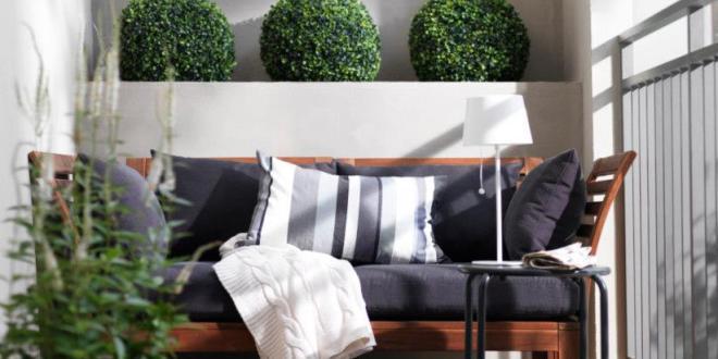 Moderne Design Ideen Für Kleine Balkonen
