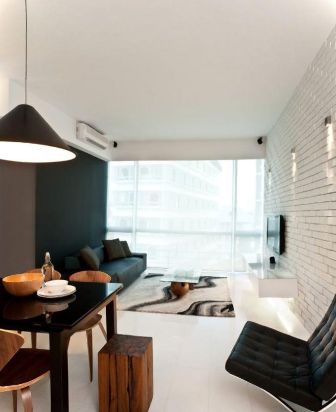 Moderne einrichtung kleines wohnzimmers freshouse for Einrichtung kleines wohnzimmer