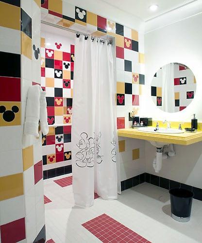 modernes kinder-badezimmer - fresHouse