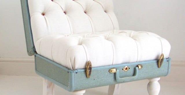 kreative recycling wohnideen alte sachen wiederverwenden. Black Bedroom Furniture Sets. Home Design Ideas