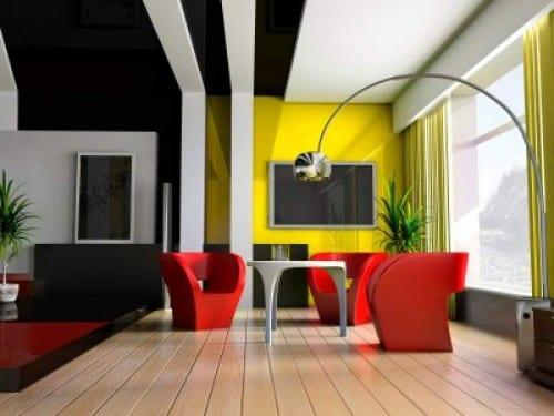 Schöner Wohnen Farbe Wohnraum Gestaltung Freshouse