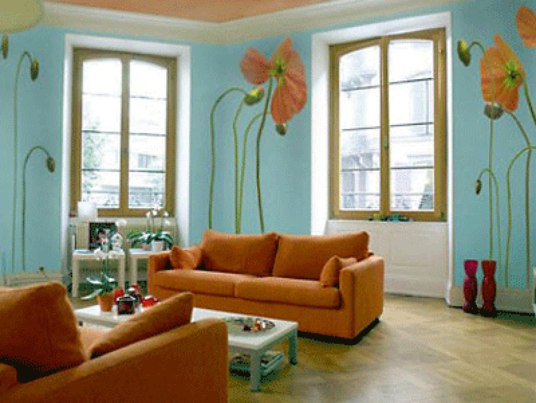 schöner wohnen farben -Wandtattooidee - fresHouse