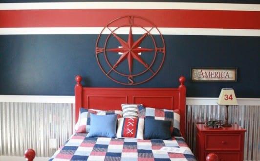 schlafzimmer wand streichideen freshouse. Black Bedroom Furniture Sets. Home Design Ideas
