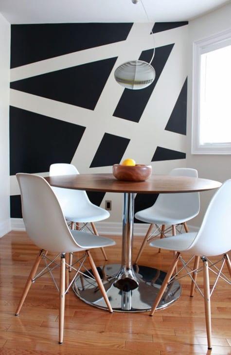 wand streichen ideen für die Küche - fresHouse