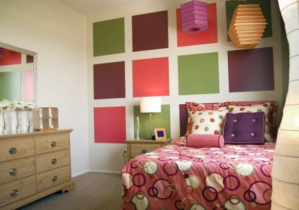 Wand Streichen Ideen Fürs Schlafzimmer - Freshouse