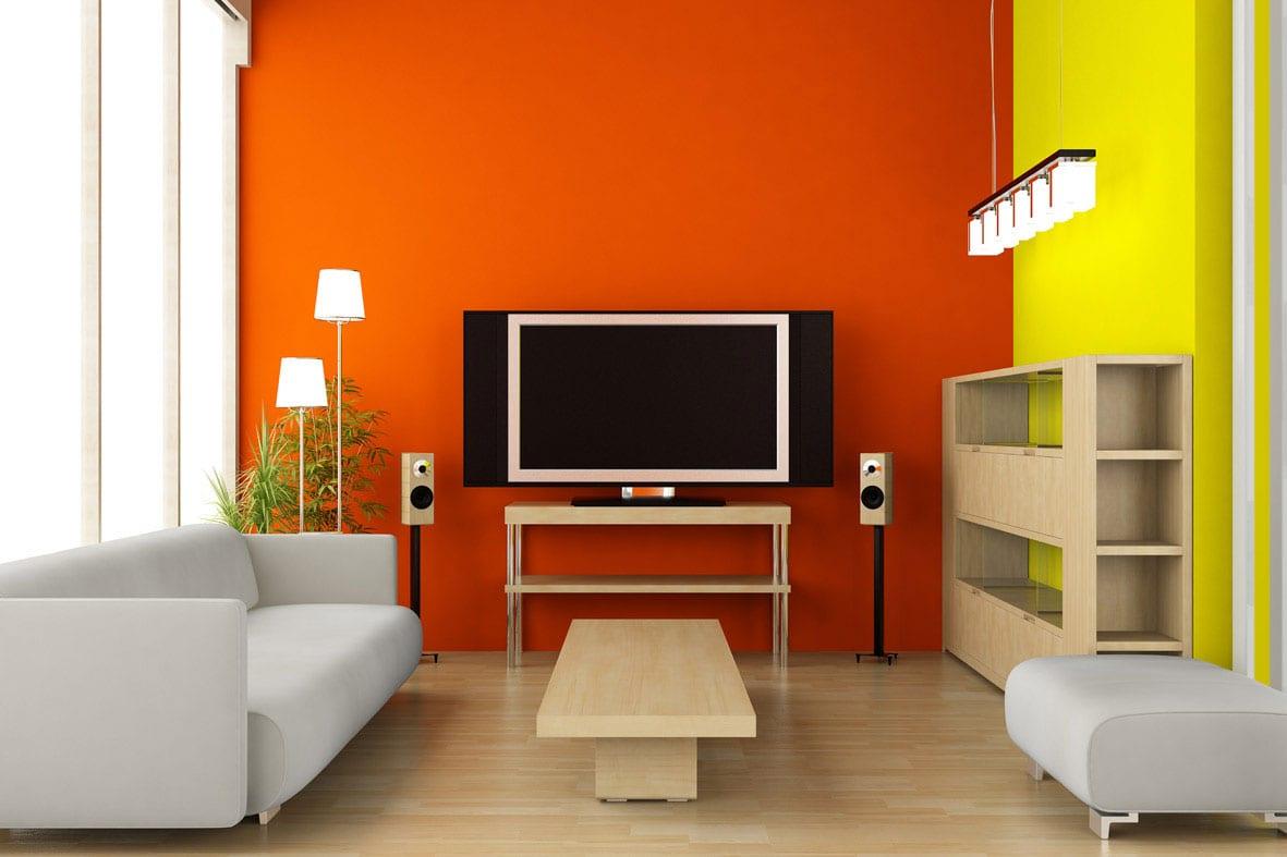 Wohnungsgestaltung Wohnzimmer Einrichtungsidee Freshouse