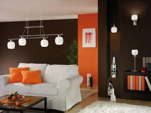 wohnzimmer- schöner wohnen farbe - fresHouse