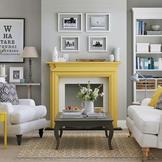 Farbgestaltung wohnzimmer- Wohnzimmer grau - fresHouse