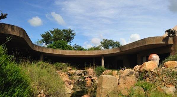 Amber Suite –  Luxus Suite in Afrika