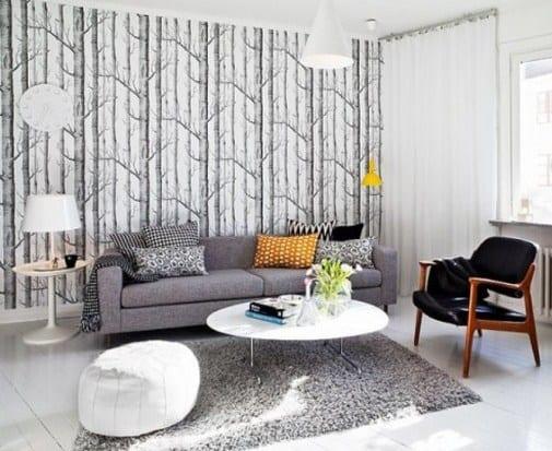 Wohnzimmer Grau   Farbgestaltung Wohnzimmer